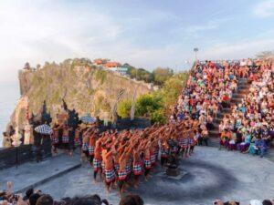 Bali Uluwatu Kecak Dance
