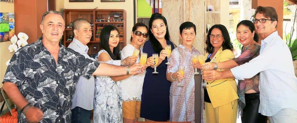 Luxury Private Villa Bali Team Sasa